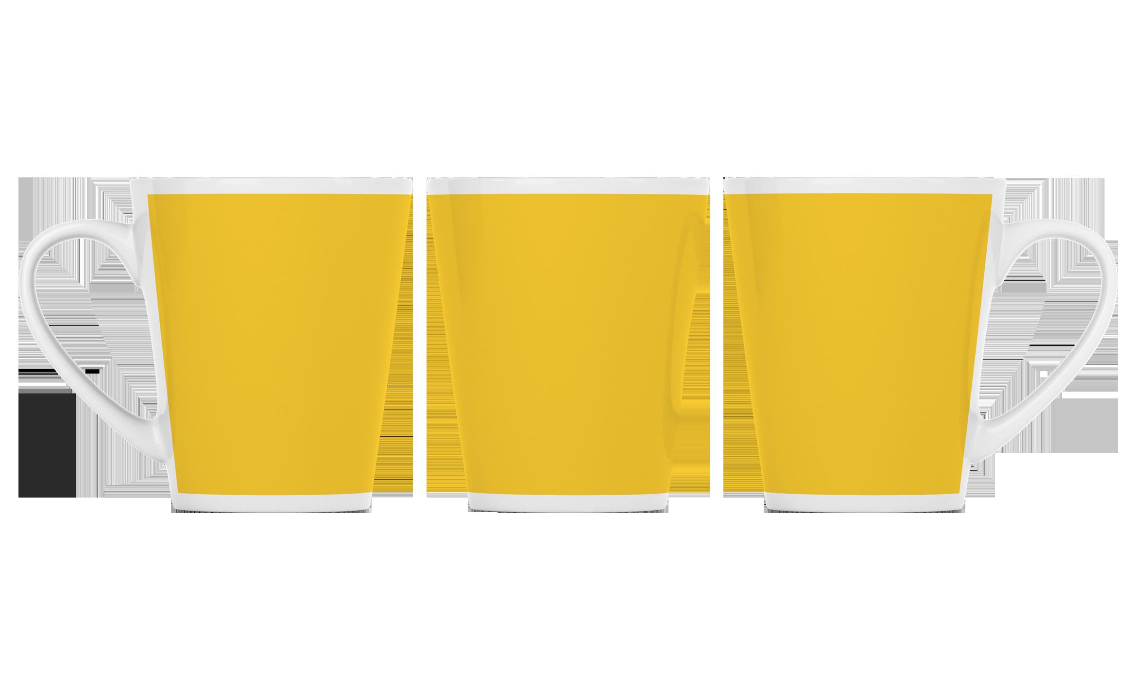 Hrnek latte - kouzelný